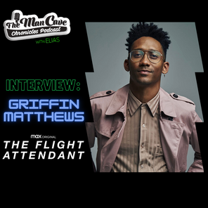 Interview: Griffin Matthews talks about his role on HBO MAX's The Flight Attendant