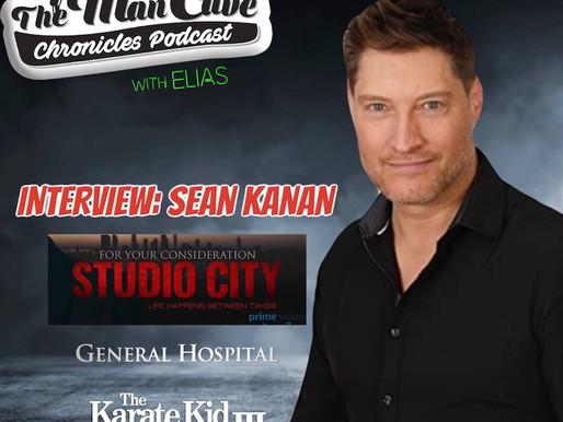Sean Kanan talks about Studio City, Karate Kid 3 & more