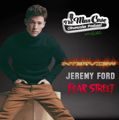 Interview: Jeremy Ford talks about his role on Fear Street Trilogy on Netflix and more!