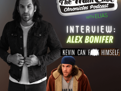Interview: Alex Bonifer talks about his role as Neil on AMC's Series Kevin Can F**K Himself