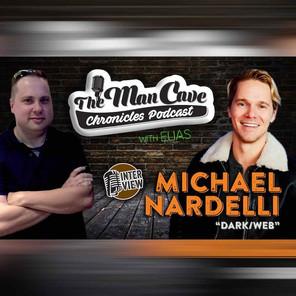 """Interview: Michael Nardelli """"Dark/Web"""""""