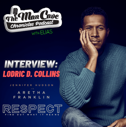 Interview: Lodric D. Collins talks about his role as Smokey Robinson in 'Respect'