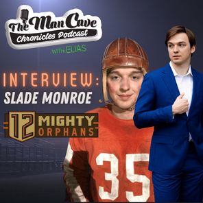 """Interview: Slade Monroe talks about playing Wheatie on """"12 Mighty Orphans"""""""