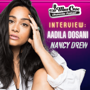 Interview: Aadila Dosani talks about her role on CW's Nancy Drew