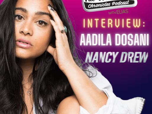 Interview: Aadila Dosani talks about her role on CW's Nancy Drew