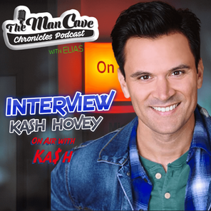 """Interview: Kash Hovey - Actor, Producer and host of """"On Air with Ka$h"""""""