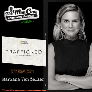 "Mariana Van Zeller talks about NatGeo's ""Trafficked"""