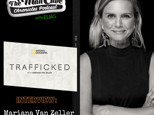 "Mariana Van Zeller talks about NatGeo's ""Trafficked"""