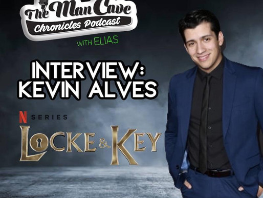 "Kevin Alves talks about playing Javi on Netflix ""Locke & Key"""
