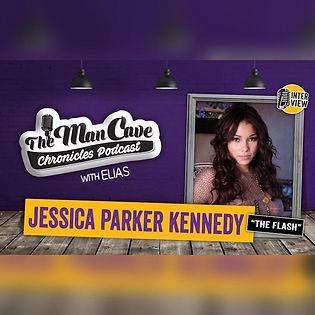 Jessica Parker Kennedy Interview