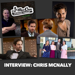 """Interview: Chris McNally talks about his role on """"When Calls the Heart"""""""