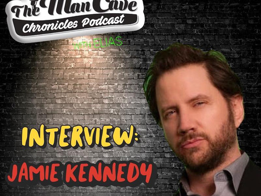 """Jamie Kennedy talks about his new Comedy Special """"Stoopid Smart"""", career & more."""