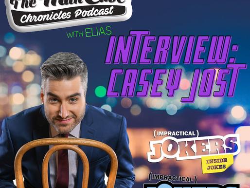 "Interview: Casey Jost TRU TV's ""Impractical Jokers"" Producer and Writer"