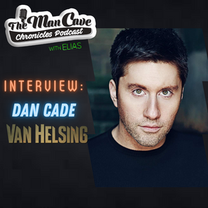 Interview: Dan Cade talks about playing Roberto on Syfy's Van Helsing