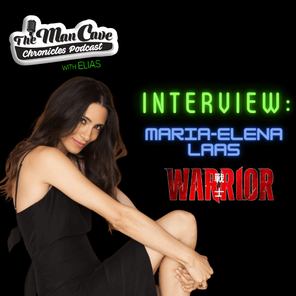 Interview: Maria-Elena Laas talks Warrior, career & more.