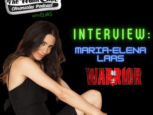 Interview: Maria-Elena Laas talks Warrior, career & more.