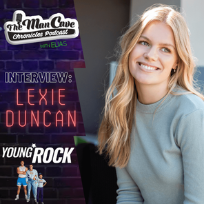 Interview: Lexie Duncan on playing Karen on NBC's Young Rock