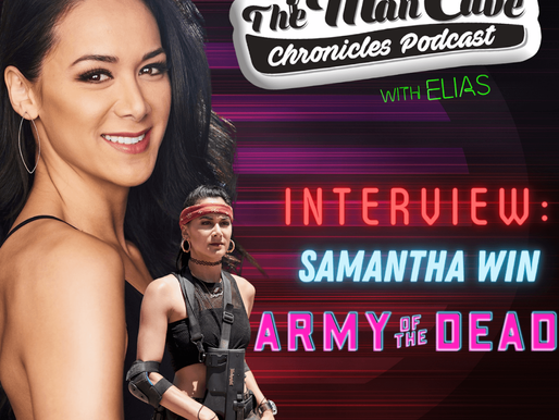 Interview: Samantha Win talks about her role as Chambers in Army of the Dead