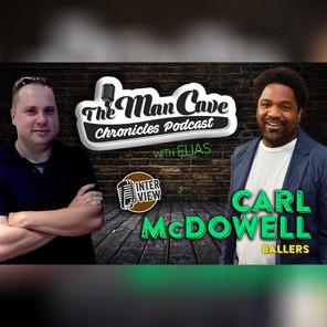 "Interview: Carl McDowell ""Ballers"""