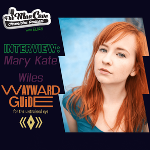 """Interview: Mary Kate Wiles talks """"Wayward Guide"""""""