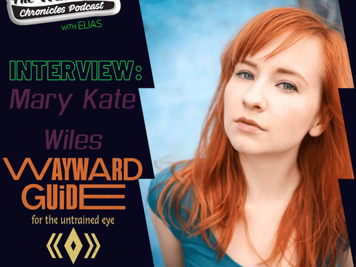 "Interview: Mary Kate Wiles talks ""Wayward Guide"""