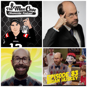 "Interview: Brian Huskey ""Mr Neighbor's House"" ""Bob's Burgers"""
