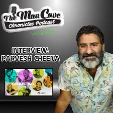 Parvesh Cheena talks about his role on NBC's Connecting, voice over work and more.