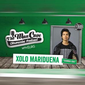 """Interview: Xolo Maridueña returns on the show to talk about Season 2 of """"Cobra Kai"""""""