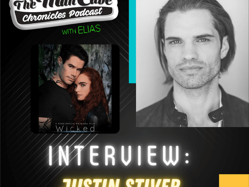 Interview: Justin Stiver talks about playing Roman on Passionflix's film Wicked