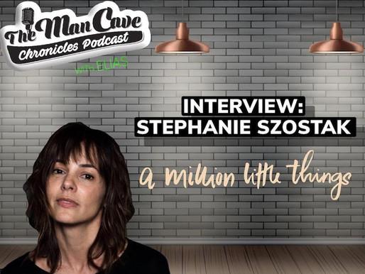 "Stephanie Szostak from ""A Million Little Things"""