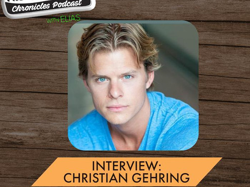 Christian Gehring talks ABC's Schooled