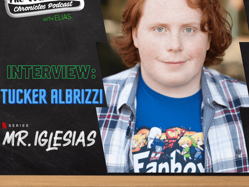 Interview: Tucker Albrizzi talks about playing Walt on Netflix's Mr. Iglesias