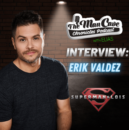 Interview: Erik Valdez talks about his role as Kyle Cushing on CW's 'Superman & Lois'