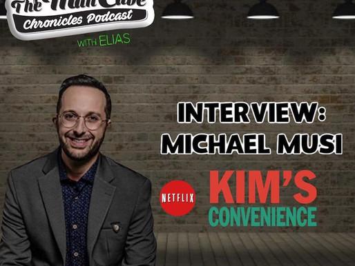 "Michael Musi Netflix's ""Kim's Convenience"""