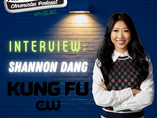 Interview: Shannon Dang talks about her role as Althea Shen on CW's Kung Fu