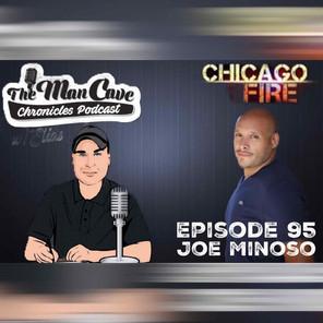 "Interview: Joe Minoso ""Chicago Fire"""