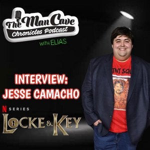 Jesse Camacho talks about playing Doug Brazelle on Netflix's Locke & Key