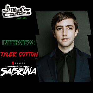 Interview: Tyler Cotton talks about his role on Netflix's Chilling Adventures of Sabrina