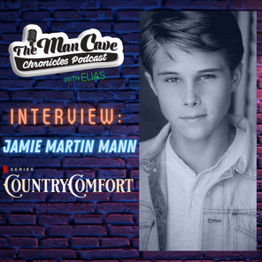 "Interview: Jamie Martin Mann talks about playing Brody on Netflix's ""Country Comfort"""