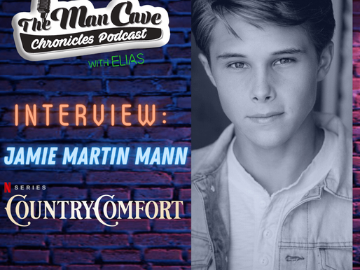 """Interview: Jamie Martin Mann talks about playing Brody on Netflix's """"Country Comfort"""""""