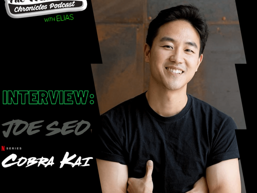 Interview: Joe Seo talks about Season 3 of Cobra Kai on Netflix, the return of Kyler and more!