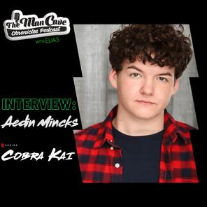 Interview: Aedin Mincks talks about playing Mitch on Season 3 of Cobra Kai on Netflix, career & more