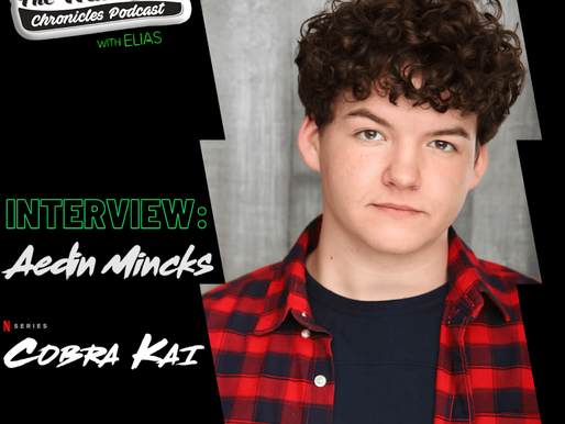 Interview: Aedin Mincks talks about playing Mitch on Season 3 of Cobra Kai on Netflix, career & more