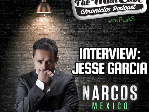 """Jesse Garcia talks about his role on """"Narcos: Mexico"""""""
