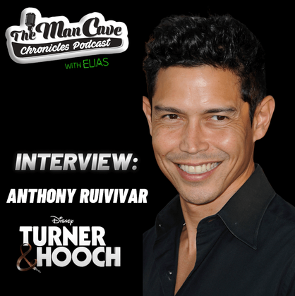 Interview: Anthony Ruivivar talks about his role as James Mendez on Disney+ Turner & Hooch