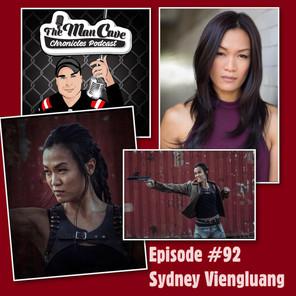 "Interview: Sydney Viengluang ""Z Nation"""