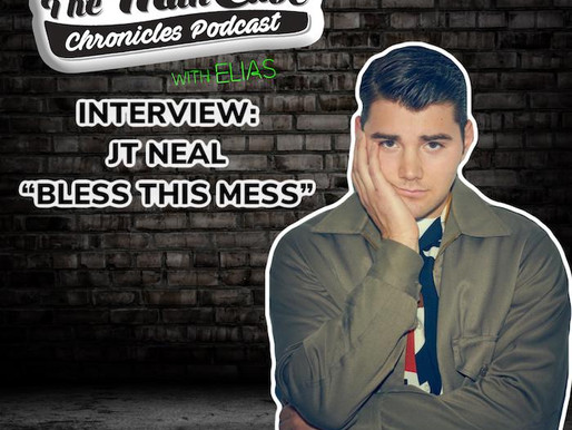 """JT Neal """"Bless This Mess"""""""