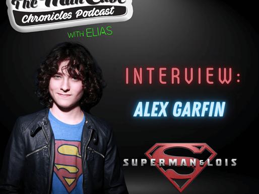 Interview: Alex Garfin talks about playing Jordan Kent on Superman & Lois