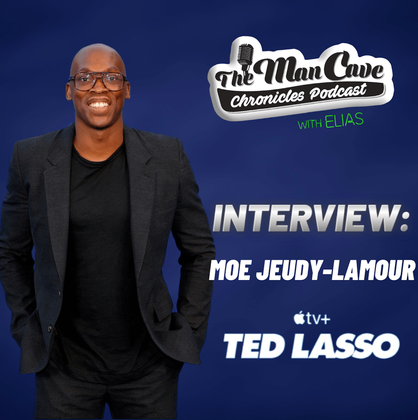 Interview: Moe Jeudy-Lamour talks about playing Thierry Zoreaux on Ted Lasso