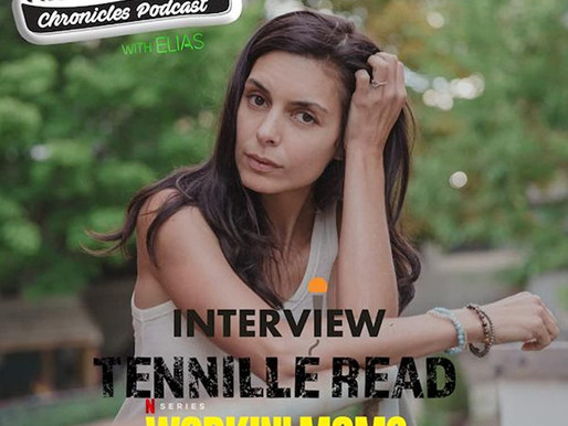 "Tennille Read talks about playing Bianca on Netflix's ""Workin' Moms"""